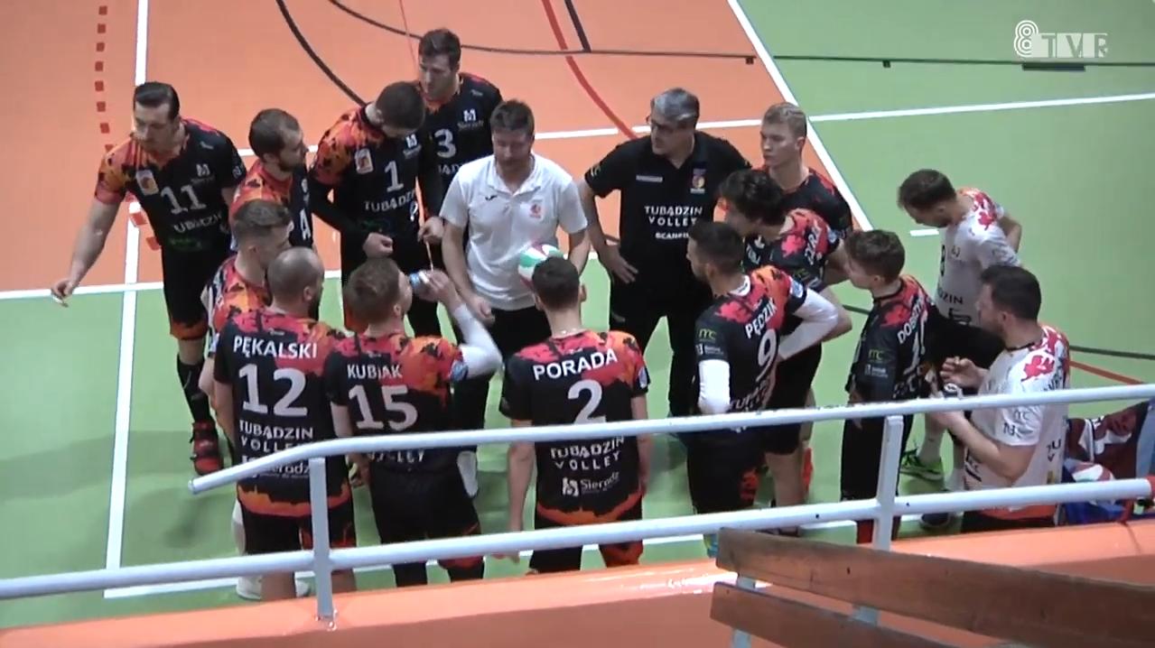 Tubądzin Volley MOSiR Sieradz vs. LUKS Dobroń