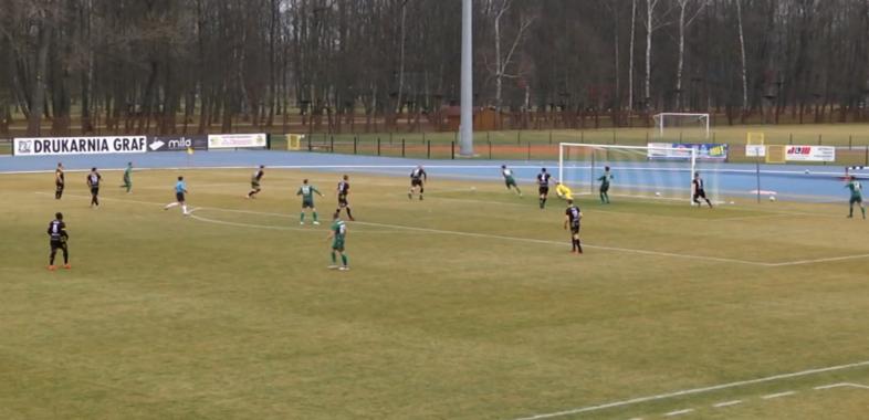 Warta Sieradz – Pogoń Zduńska Wola (27.03.21 – cały mecz)