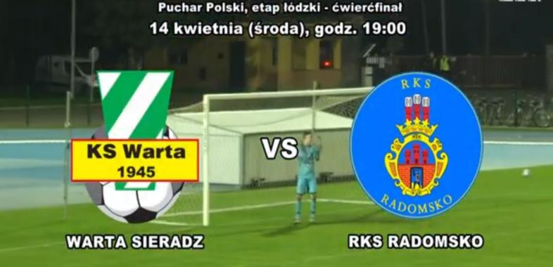 Zapowiedź meczu Warta Sieradz – RKS Radomsko