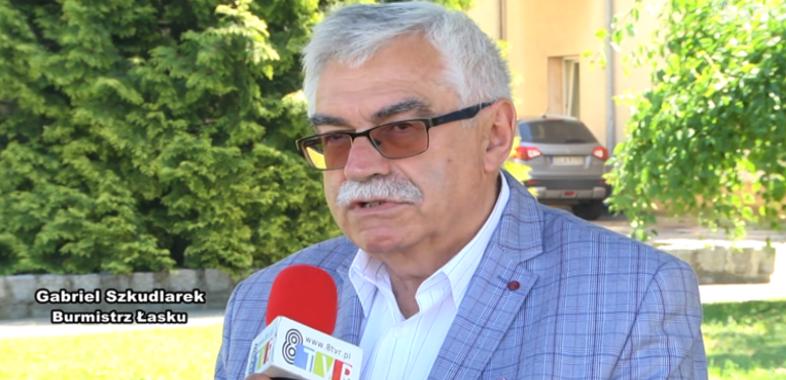 Burmistrz Łasku z absolutorium