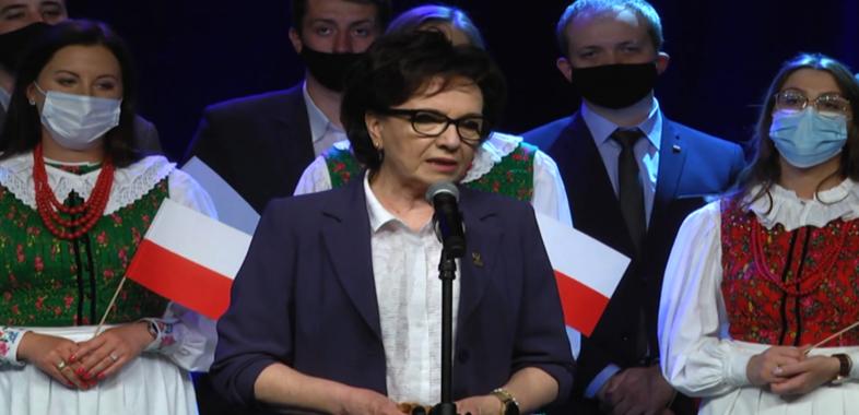 Marszałek Sejmu RP w Sieradzu