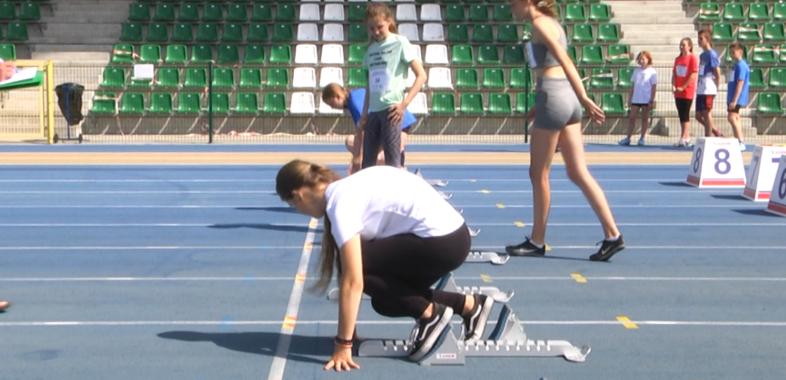 Lekkoatletyczne Grand Prix Sieradza dzieci i młodzieży