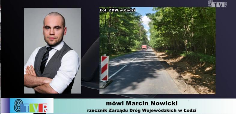 Przebudowa drogi wojewódzkiej Przatów-Łask