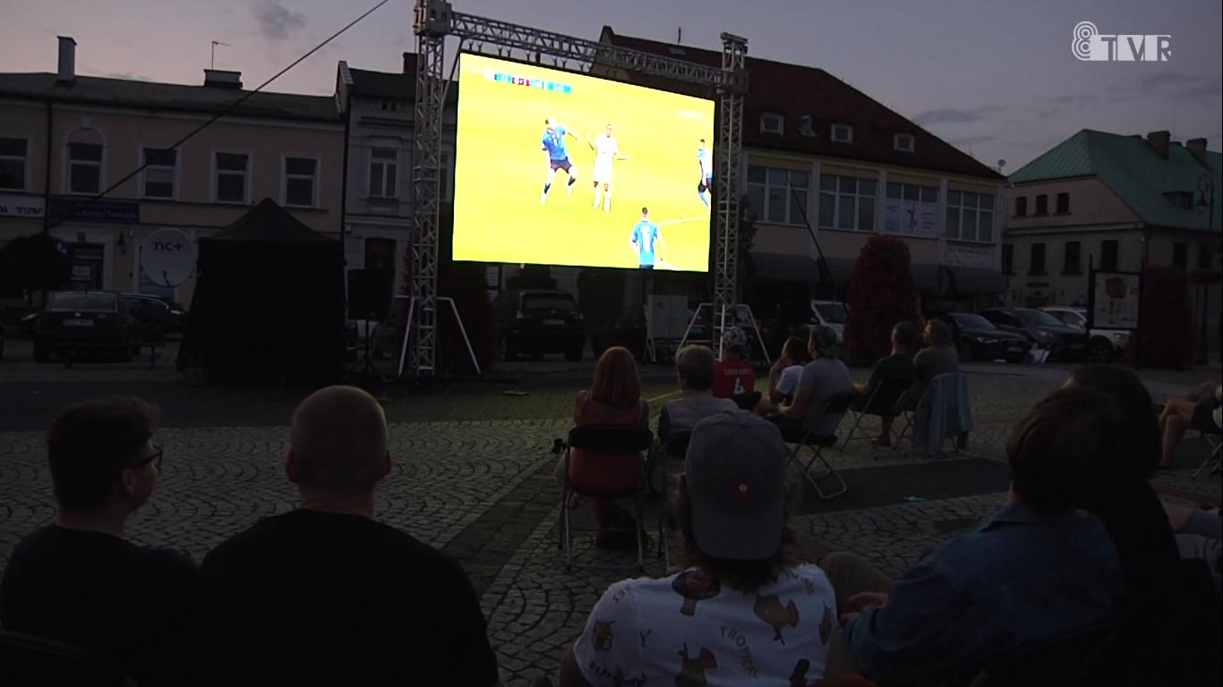 Finał Euro 2020 w Sieradzkiej Strefie Kibica