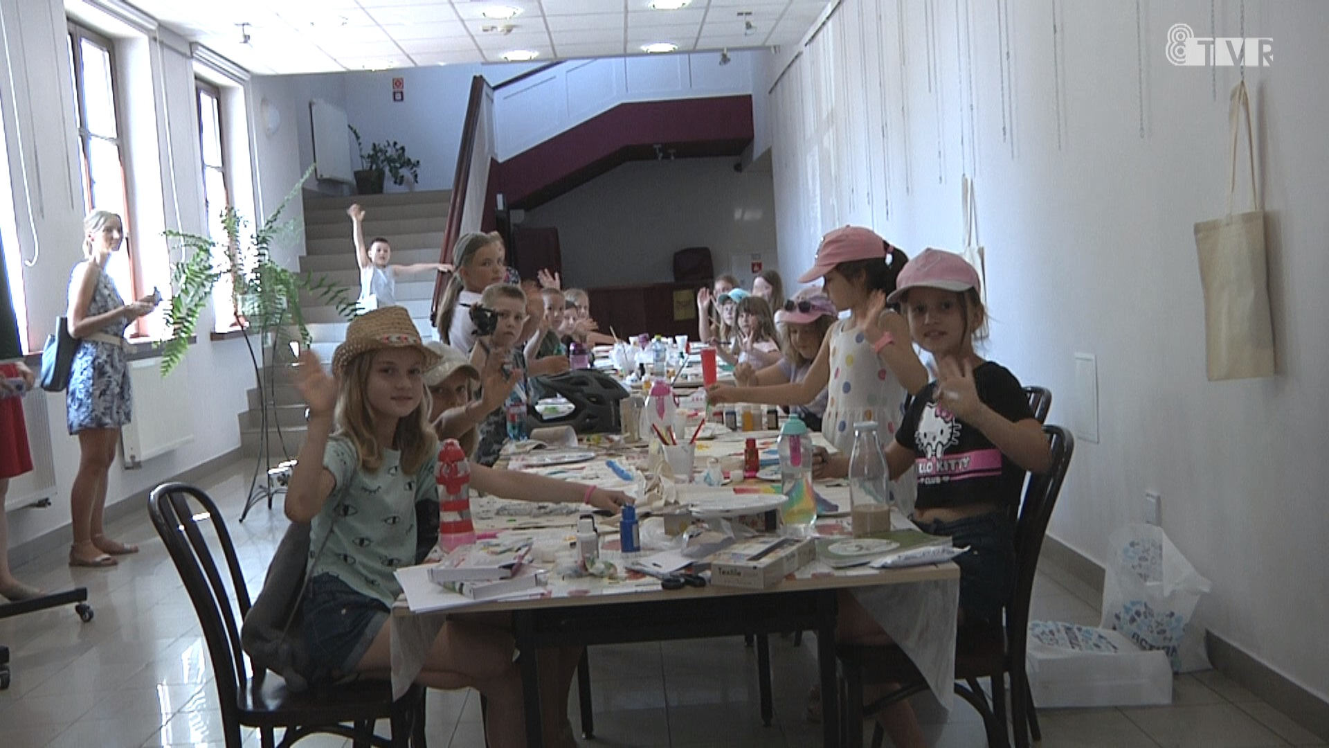 Letnie warsztaty SCK dla dzieci