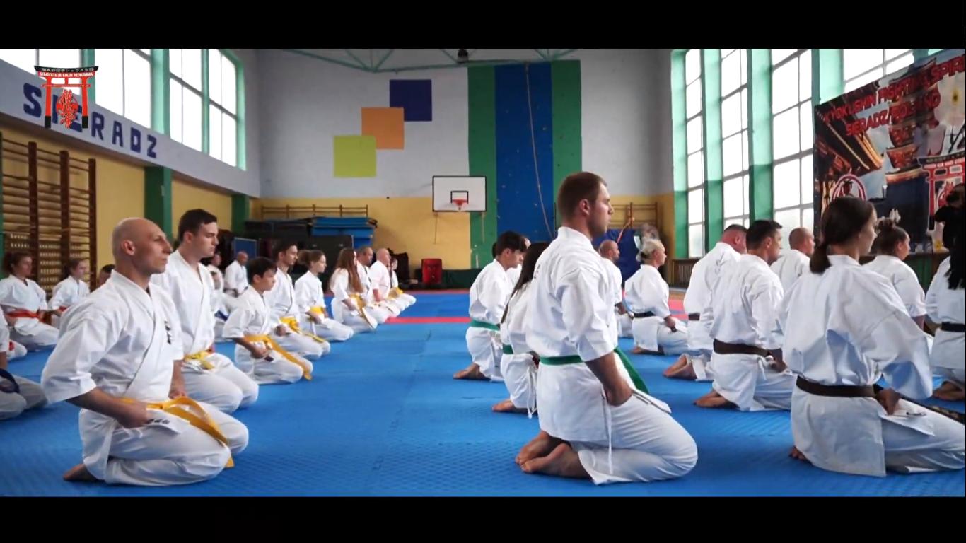 30-lecie Sieradzkiego Klubu Karate Kyokushinkai – ogłoszenie