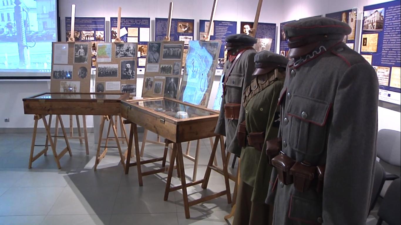 O Bitwie Warszawskiej w Muzeum Okręgowym w Sieradzu