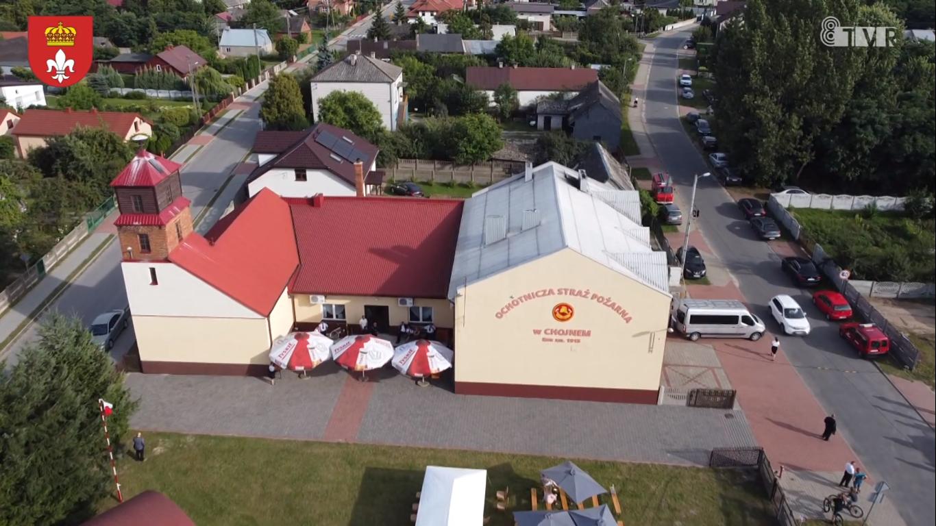 105-lecie Ochotniczej Straży Pożarnej w Chojnem