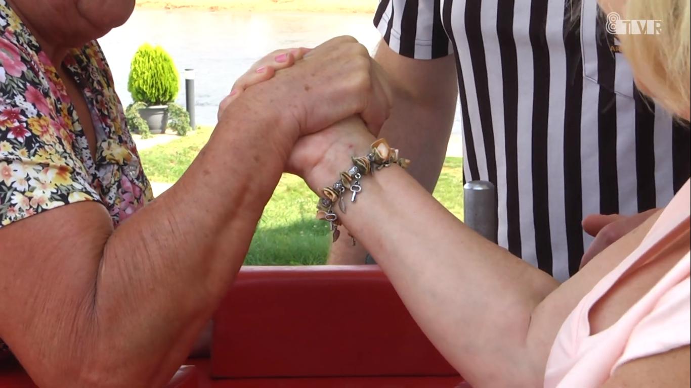 Ogólnopolski Otwarty Turniej emerytów służb mundurowych w armwrestlingu