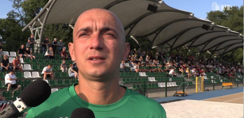 Marcin Kobierski piłkarz Sieradzkiej Warty po 28 latach kończy swoją piłkarską karierę.