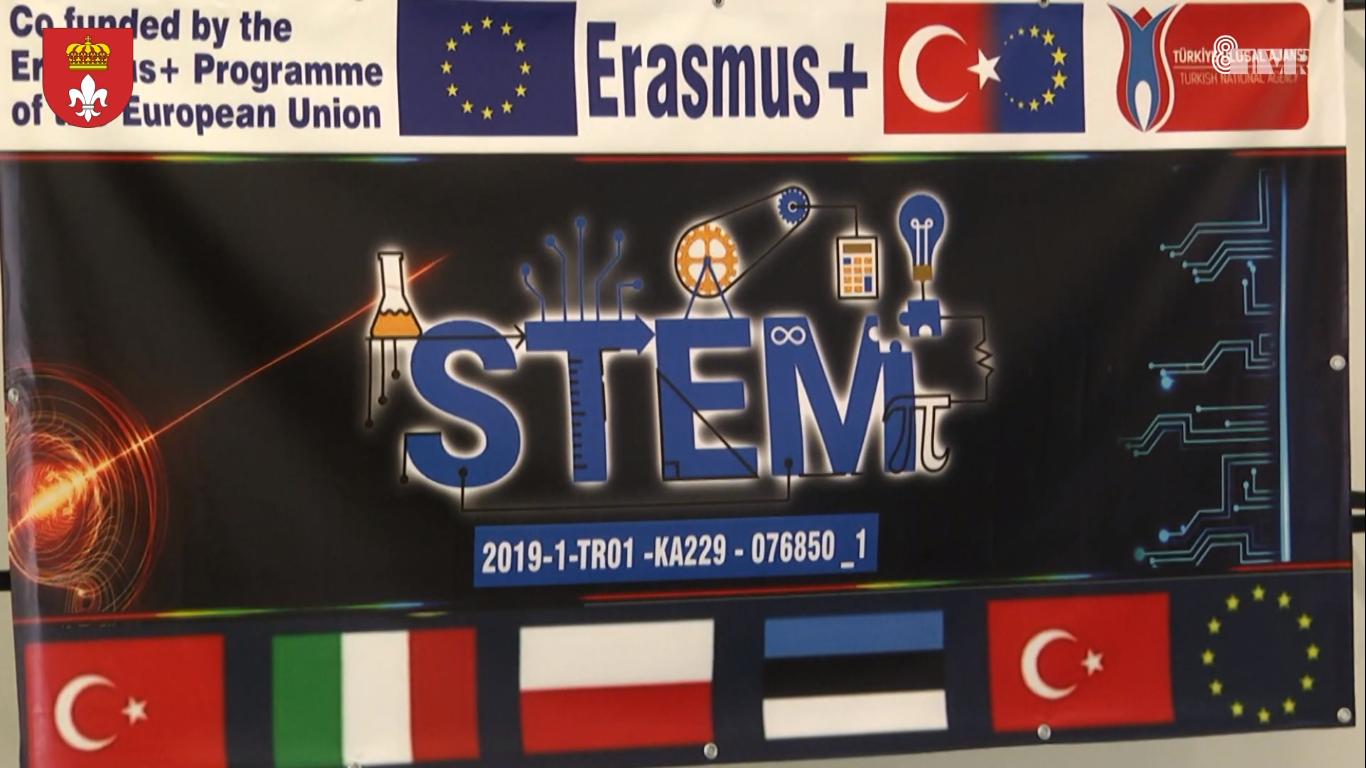 Wizyta nauczycieli w ramach STEM Erasmus+