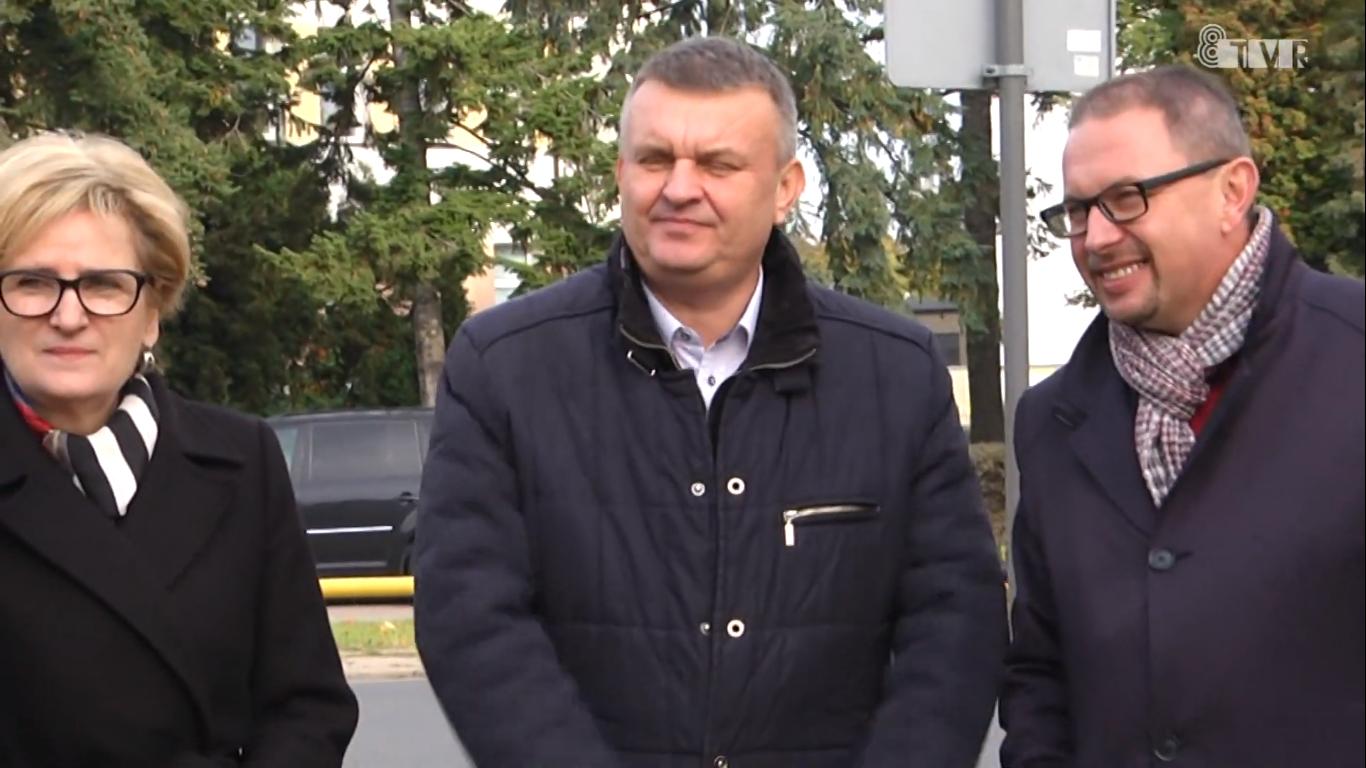 Zarząd Powiatu Sieradzkiego o inwestycjach drogowych