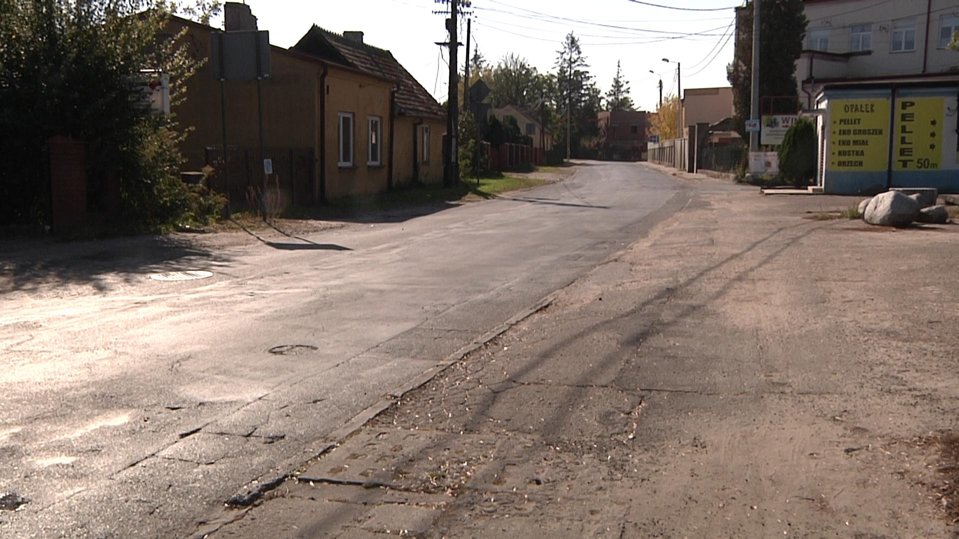 Będą przebudowy ulicy Żeromskiego i Oksińskiego w Sieradzu
