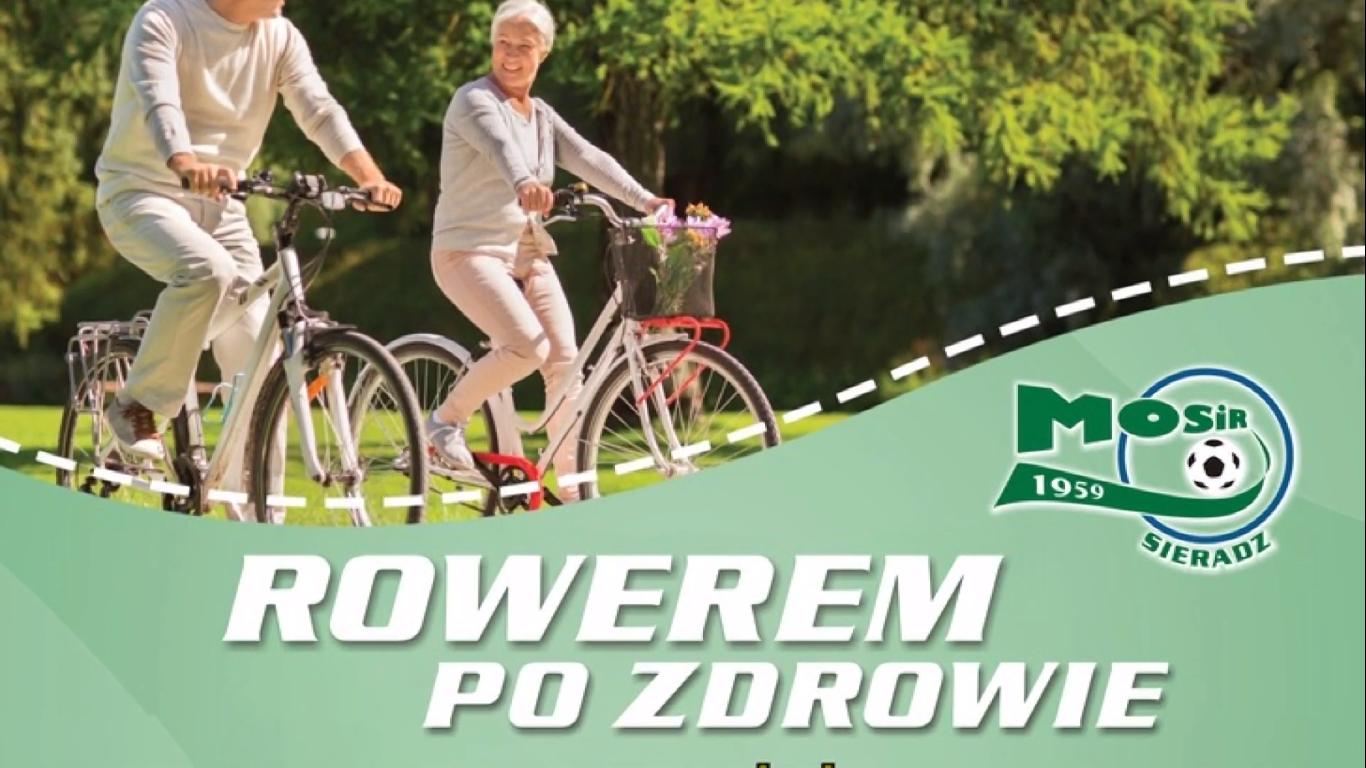 """""""Rowerem po zdrowie"""" – przejażdżka z olimpijczykami"""
